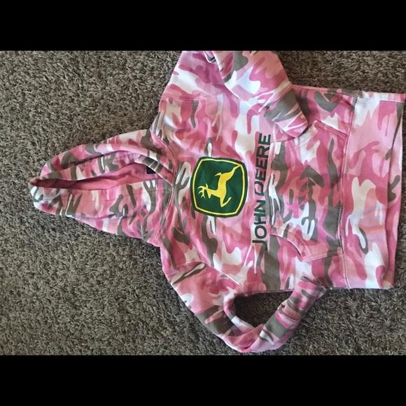 John Deere Other - Girls John Deere Sweatshirt